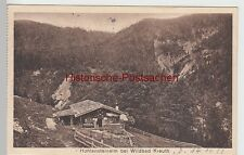 (91514) AK Hohlensteinalm bei Wildbad Kreuth, aus Kartenheft 1933