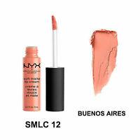 NYX Soft Matte Lip Cream Buenos Aires