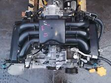 SUBARU TRIBECA 3.0L PETROL EZ30R ENGINE