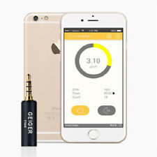 Smart Geiger Radiation detector for mobile phone iOS Android compact detector