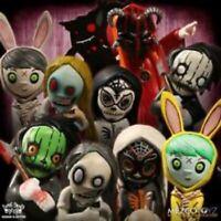 LDD Living Dead Dolls MINI FIGURINES Series 1 SEALED 25-Piece CASE 2011 Mezco!
