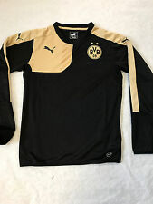PUMA BVB Training Sweat - Herren Sweatshirt M