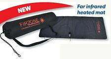 Firzone Radiance infrared heat heated mat pad yoga Pilates massage relaxation