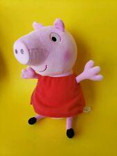 Hug N Oink Talking Plush Peppa Pig
