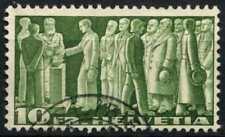 Comoro Islands 1938-1954 SG#390c 10f Green Federal Parliament Used #D71068