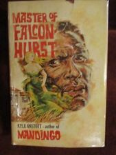 Kyle Onstott - MASTER OF FALCONHURST - 1st edition