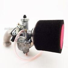 VM22 Mikuni 26mm Carburetor Assembly 110 125 140 cc YX Lifan Pit Dirt Motor Bike