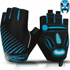 Cycling Gloves Half Finger Shockproof Breathable Anti-slip Bicycle MTB Road Bike