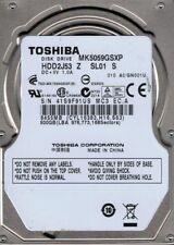 Toshiba MK5059GSXP HDD2J53 Z SL01 S 500GB CHINA