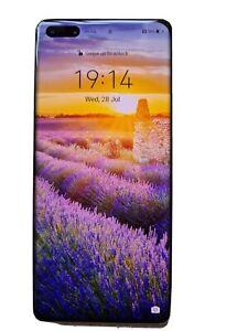 Huawei P40 Pro 5G - 256GB - Silver (O2) (Dual SIM)