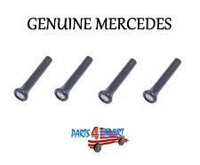 NEW Set of 4 Pieces Door Lock Knobs Genuine Mercedes Benz 420SEL 450SE 450SEL