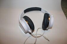 NEW As Seen on TV Flips Headphones White