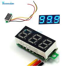 """DC 0-100V 0.28"""" Three-Wire LED Voltage Digital Voltmeter Vlot Panel Tester Meter"""