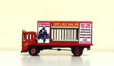 CORGI CHIPPERFIELDS CIRCUS AEC CAGE TRUCK CHAKO THE ALMOST HUMAN APE CODE 3 ITEM