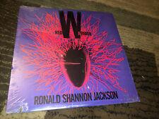 Ronald Shannon Jackson-Red Warrior(new Sealed Vinyl LP,1990)Jazz-fusion_Salas