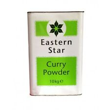 10kg Tin of Eastern Star CURRY POWDER, Chinese Indian Cooking madras sauce 10 kg