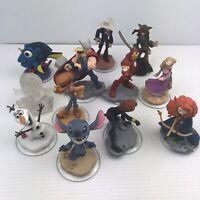 Disney Infinity Lot Of 11 Figures 1.0 2.0 3.0 - Toy Story Avengers Nemo Frozen