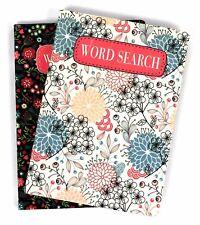 format voyage Puzzle Livre - Contient recherche par mot livres floral