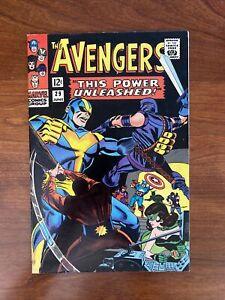 Avengers #29 (1966) VF 8.0 Giant Man