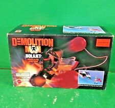 1993 Demolition Man BOLAJET No. 11156 Mattel Unopened Vintage