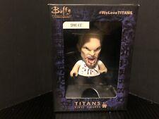 "Titan Vinyl: Buffy the Vampire Slayer's Spike 4.5"" Exclusive Figure White Shirt"