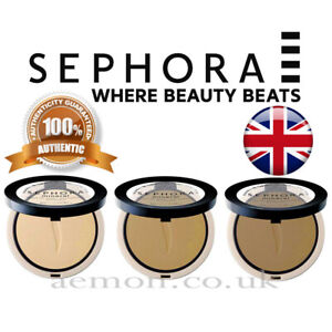 Sephora Collection Mineral Foundation compact, mirror 8 colours Genuine, Luxury