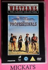 THE PROFESSIONALS - WESTERNS THE CLASSIC COLLECTION WTCCN22 DeAGOSTINI DVD PAL