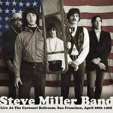 Steve Miller, Steve - Live at the Carousel Ballroom San Francisco April [New CD]
