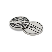 Authentic SuperStroke Metal Ball Marker - Traxion