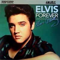 Elvis Presley-Elvis Forever-Greatest Hits LP 2017 UK issue Remastered-NEW