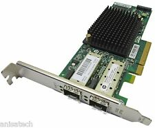 HP NC550SFP 586444-001 Server Adapter Dual Port 10GbE PCI-e Card