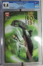 Immortal Iron Fist #1 2nd Printing Dell'Otto Variant  CGC 9.4 2007