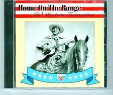 (HJ689) Home On The Range, 20 Western Favourites - 1994 CD