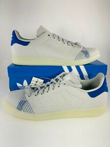 Adidas Stan Smith Primeblue Grey Blue (Various Sizes) New Men's Shoes, FY5419
