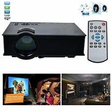 "Projector Video Projector LED 130 "" 1080P Full HD Wifi HDMI VGA USB Home Cinema"