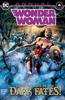 Wonder Woman Annual #4 (2020) 1st Yara Flor Future State DC Comics