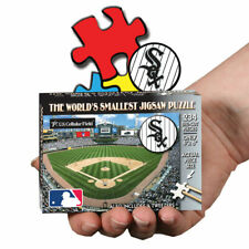 WORLD'S SMALLEST PUZZLES - CHICAGO WHITE SOX  PIECES 234  (A6)
