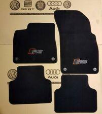 Audi Q7 original RS Matten SQ7 Fußmatten Veloursmatten Stoffmatten Textilmatten