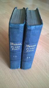 alexandre dumas      DIE BEIDEN DIANEN   2 Bände  1847