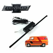 Chevy GMC Van Hidden Amplified Radio Antenna FM Stereo G10 Vandura Handi 283 250