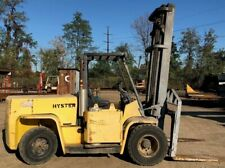 Hyster H155Xl Forklift Propane 15, 000 Lb