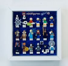 Minifigures Display Case Frame Lego Disney Series 1 or 2 71024 Minifigs figures