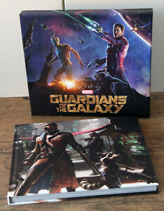 The Art of Guardians of the Galaxy - The Art of Marvel