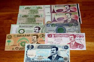 Lot Dinara, Bank of Iraq.