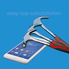 2x easy-top Premium Panzerfolie für Alcatel One Touch Hero 2- Brilliant klar