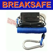Breaksafe Breakaway 6000 Switch With Coil Cable - Caravan, RV, Trailer