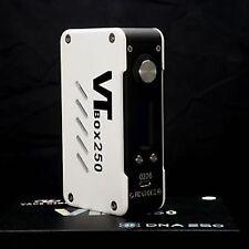 VapeCige VT Box 250 TC MOD with DNA Chip 250 - [WHITE] - -