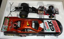 "JOHN FORCE Nitro Mustang ""HALLOWEEN"" Norwalk 1:16 Funny Car with 5 Autographs"