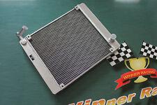 aluminum radiator For Triumph Stag 3.0 V8 MK2 MT 56MM 1972-1977 1973 74