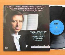 ASV ALH 940 Chopin Piano Concerto no. 1 Tamas Vasary Northern Sinfonia 1983 NMVG